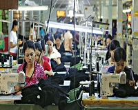 Challenges at workplaces hampering Burma's textile sector growth