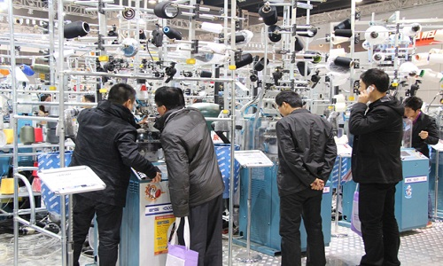 Chinas knitting industry witnesses steady growth in 2015