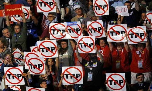 Discontinuation of TPP likely to harm ASEAN
