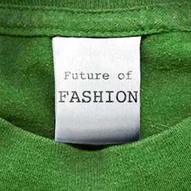 Sustainable fashion possible with a three-point agenda