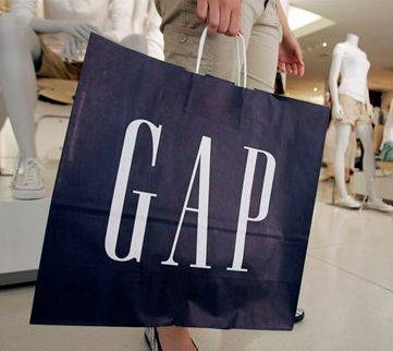 Gap Inc's market shares dips in the US