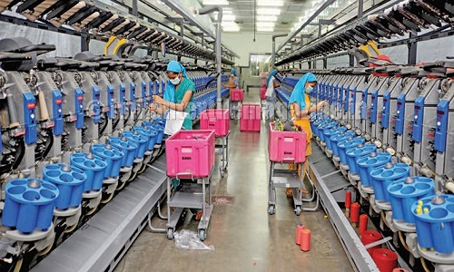 Indian home textile gets in the global