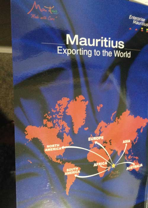 Mauritius excels