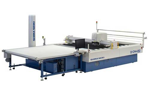 Shima Seiki to display at CISMA