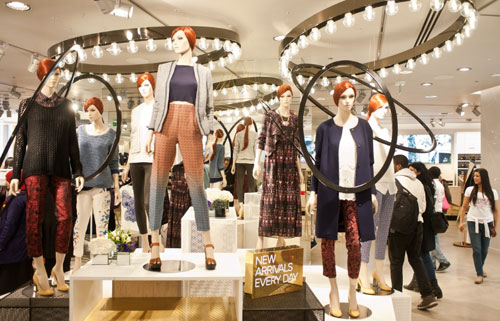 Technology to mitigate the effects of fast fashion