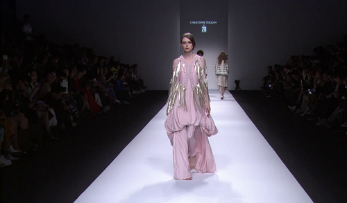 COVID 19 Impact Shanghai Fashion Week live streams worlds first online show