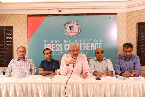 CMAI LAUNCHES THE 69TH EDITION OF THE NATIONAL GARMENT FAIR