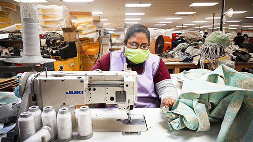 COVID 19 An opportunity for Made in USA apparel manufacturers