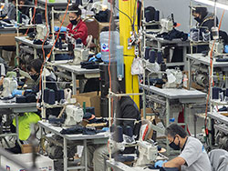 COVID 19 An opportunity for Made in USA apparel