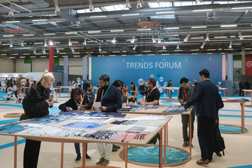 Energy and sustainable development in focus at Texworld Paris