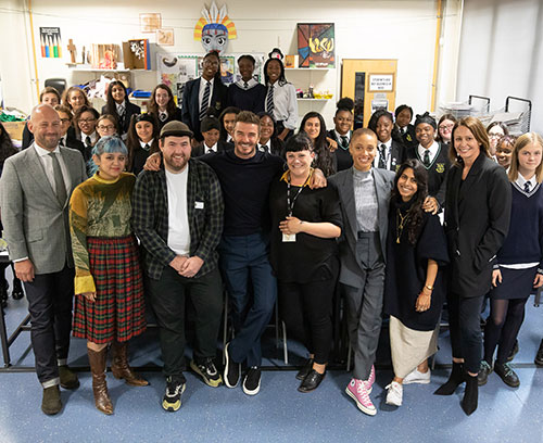 Fashion studio apprenticeship launched by British Fashion Council