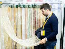 Intertextile Shanghai Apparel Fabrics spring edition gets a huge response from visitors exhibitors