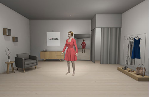 Lectra redefines 3D virtual prototyping with Modaris V8R2