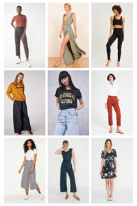 Novelty, sustainability, decluttering drives women's wear market
