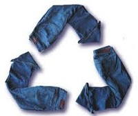 Recycled and new materials to fuel global demand for denim