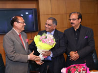 Shri Ravinder Kumar Passi elevated as new chairman of EPCH