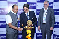 Techtextil India showcases technical textile solutions from 13 continent