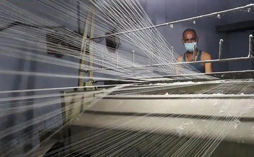 To counter Chinese silk yarns India needs to evaluate textile trade