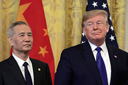 US China tariff battle ends with trade deal apparel sector unhappy with deal